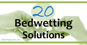 20 Bedwetting Solutions for How to Stop Bedwetting