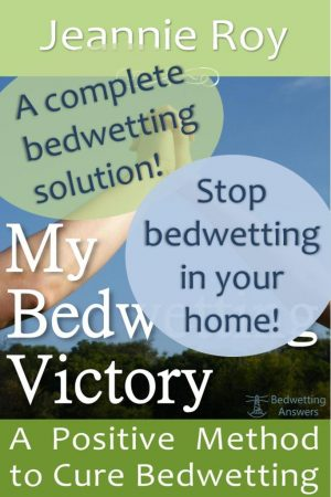 My Bedwetting Victory Book Cover